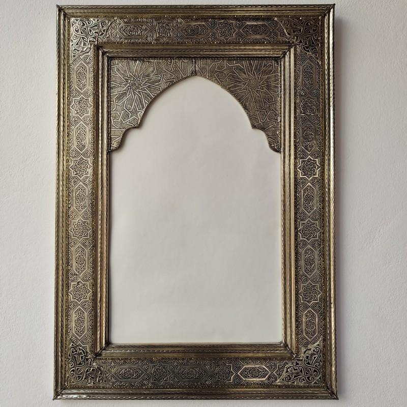 espejo árabe artesanal