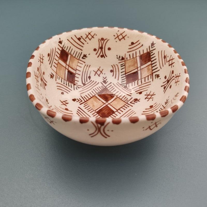 cerámica árabe con estilo andaluz
