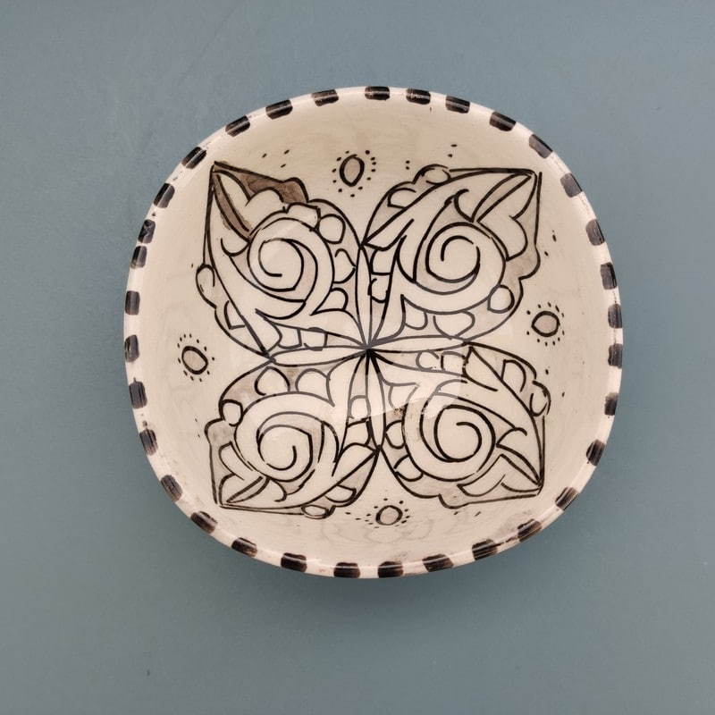 cerámica islámica de marruecos