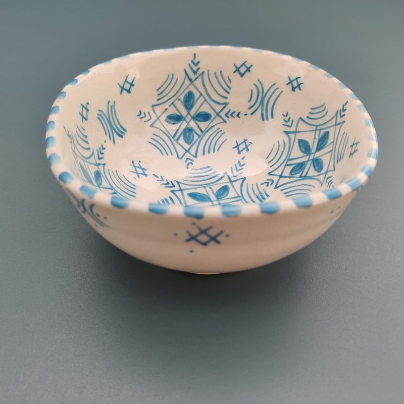 cerámica marroquí artesanal