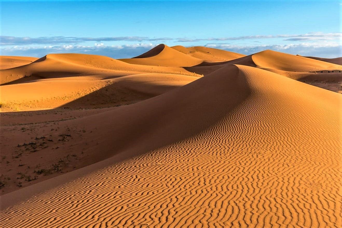 El Sahara por Paul Bowles