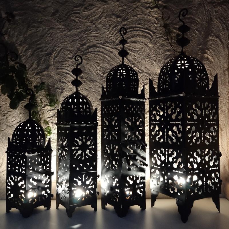 Artesanía árabo marroquí