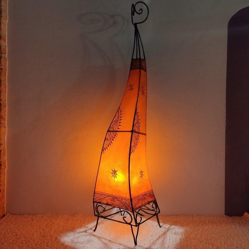 lámparas estilo marroquí
