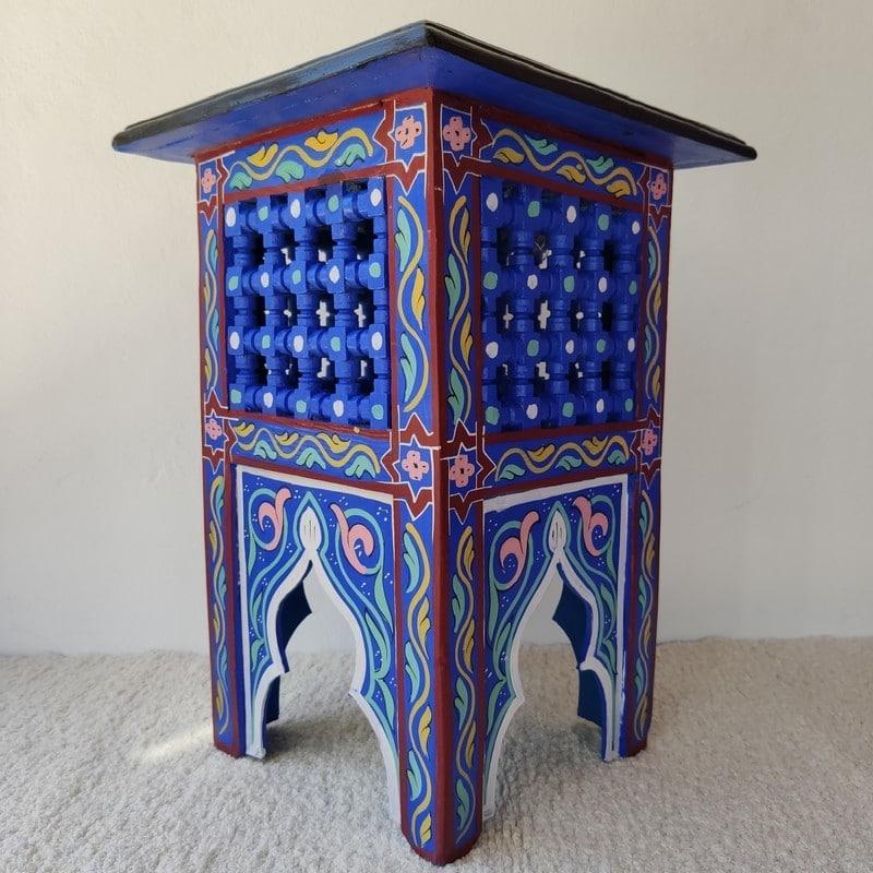 mesa de té árabe