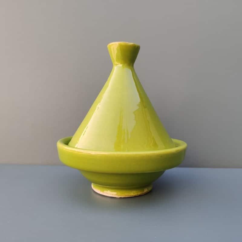 tajine de ceramica árabe