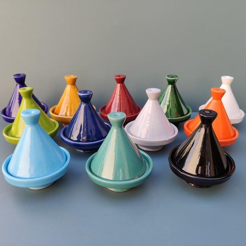 tajine marroquí de3 cerámica