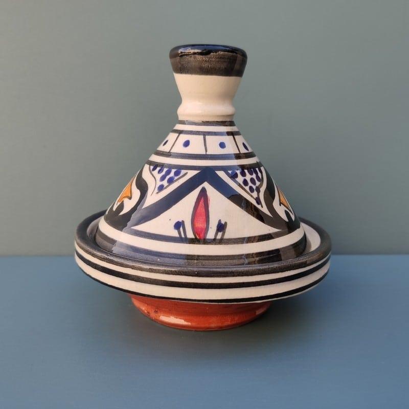tajine de cerámica de marruecos