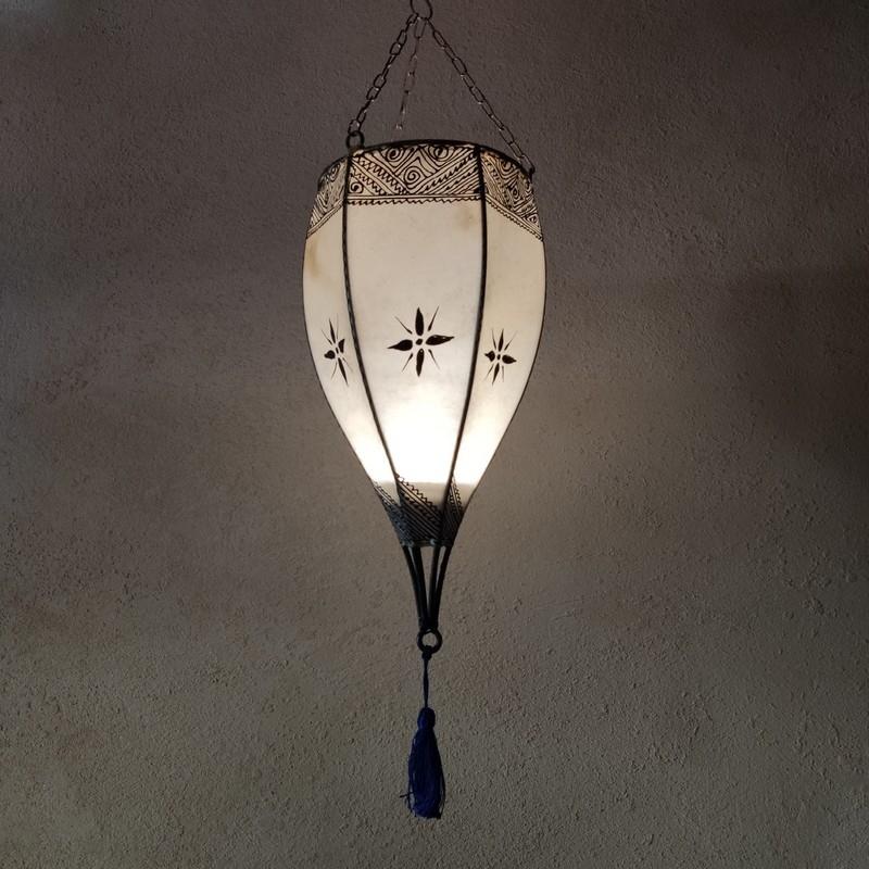 lámpara marroquí de tcho
