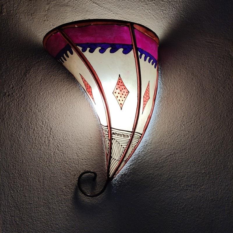 lámpara árabe online
