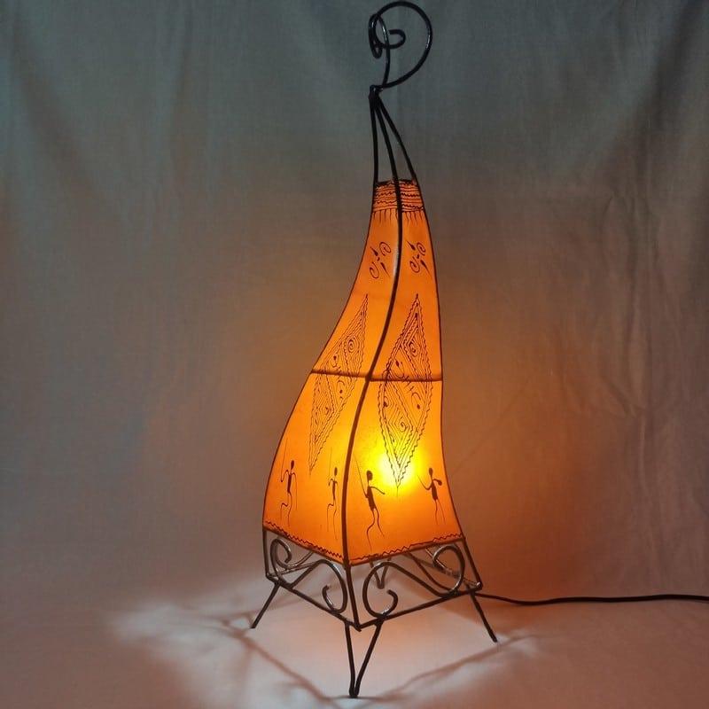 lámpara para decoración marroquí