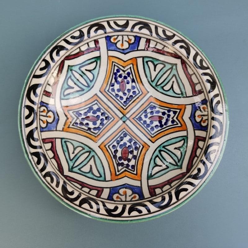 platos árabe para colgar