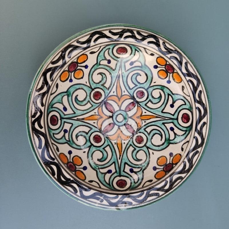 platos de cerámica económicos