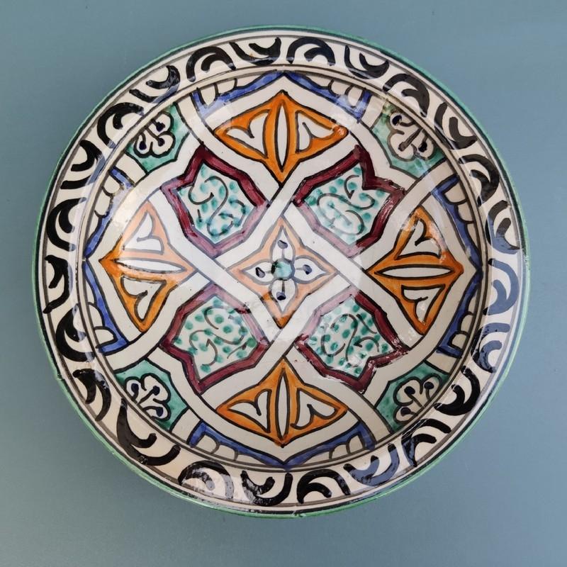 platos de cerámica para colgar