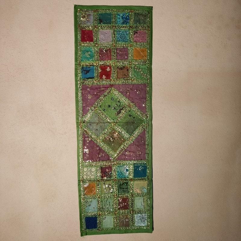 tapiz verde