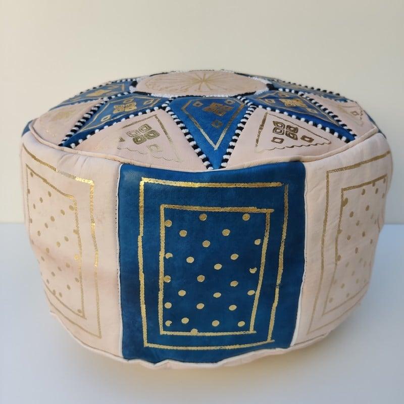 puff marroquí