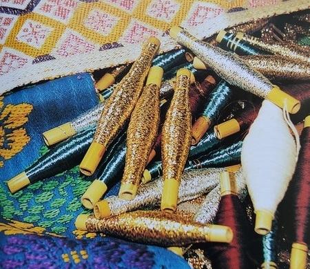 artesanía árabe