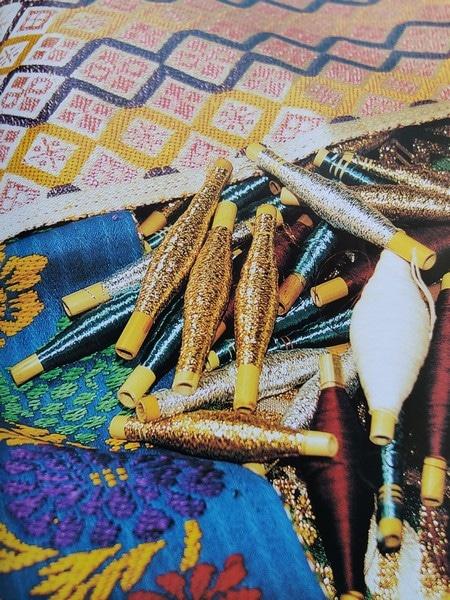 Marruecos de los materiales